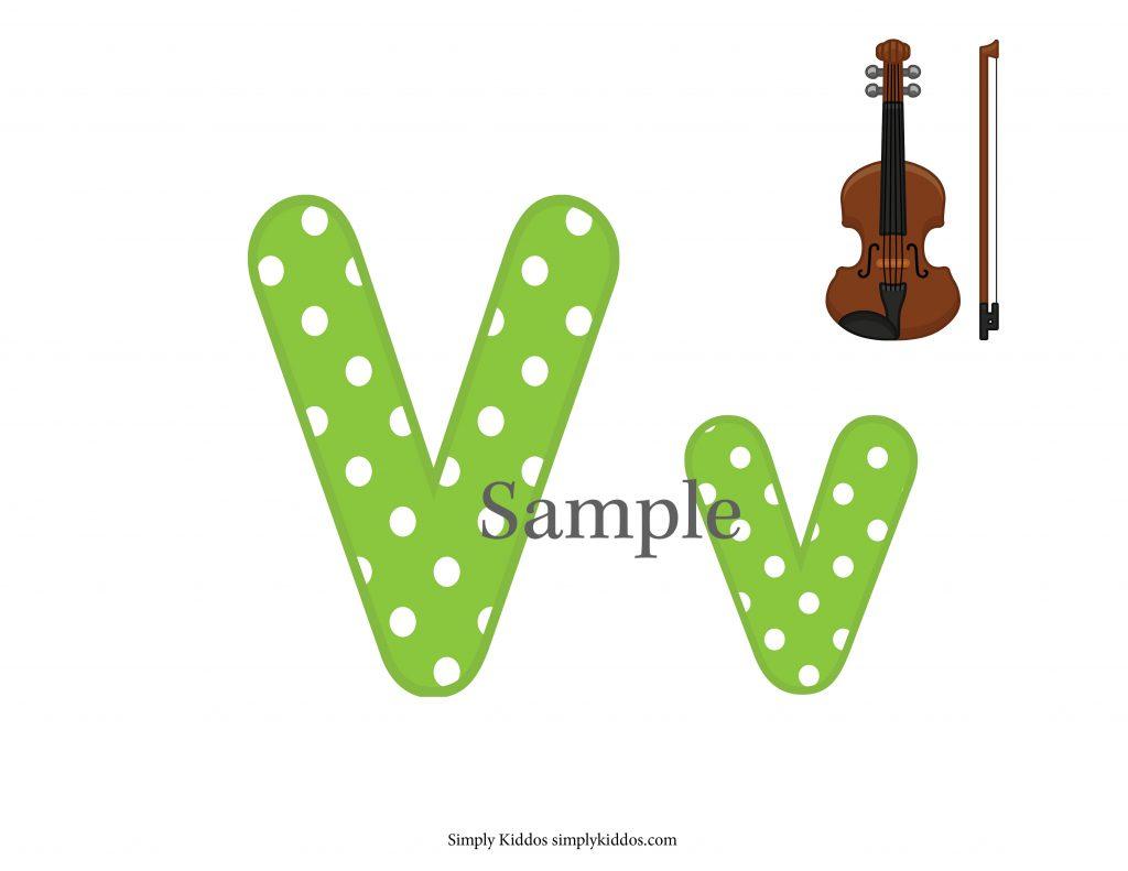 Sample Letter V